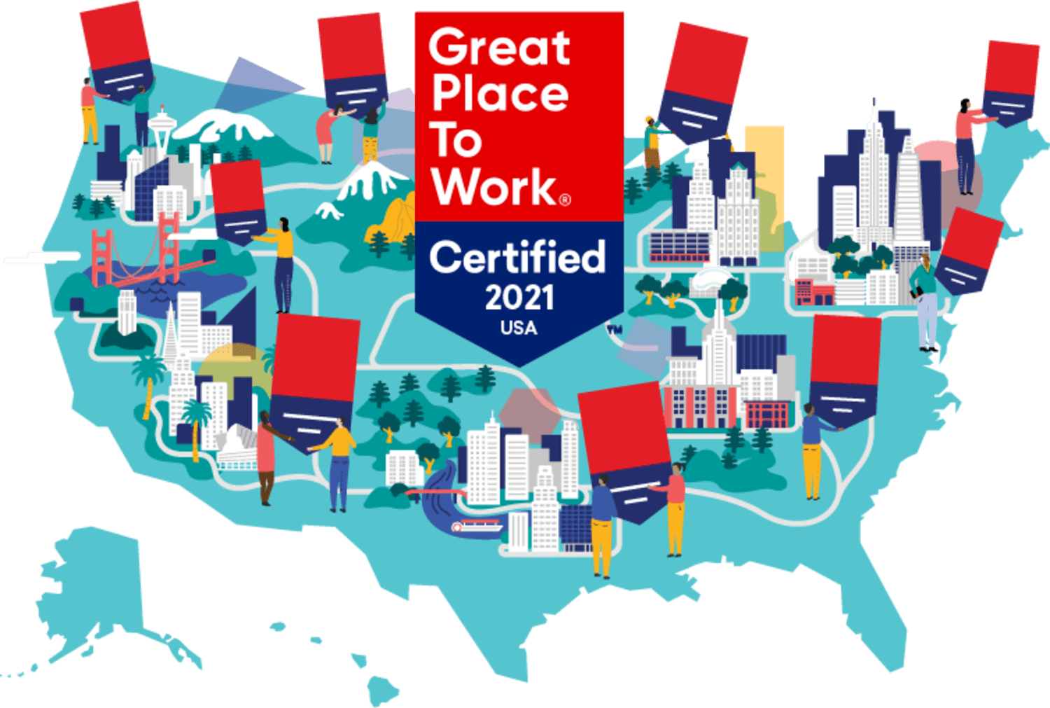 grreat-place-to-work-certification-map-illustration