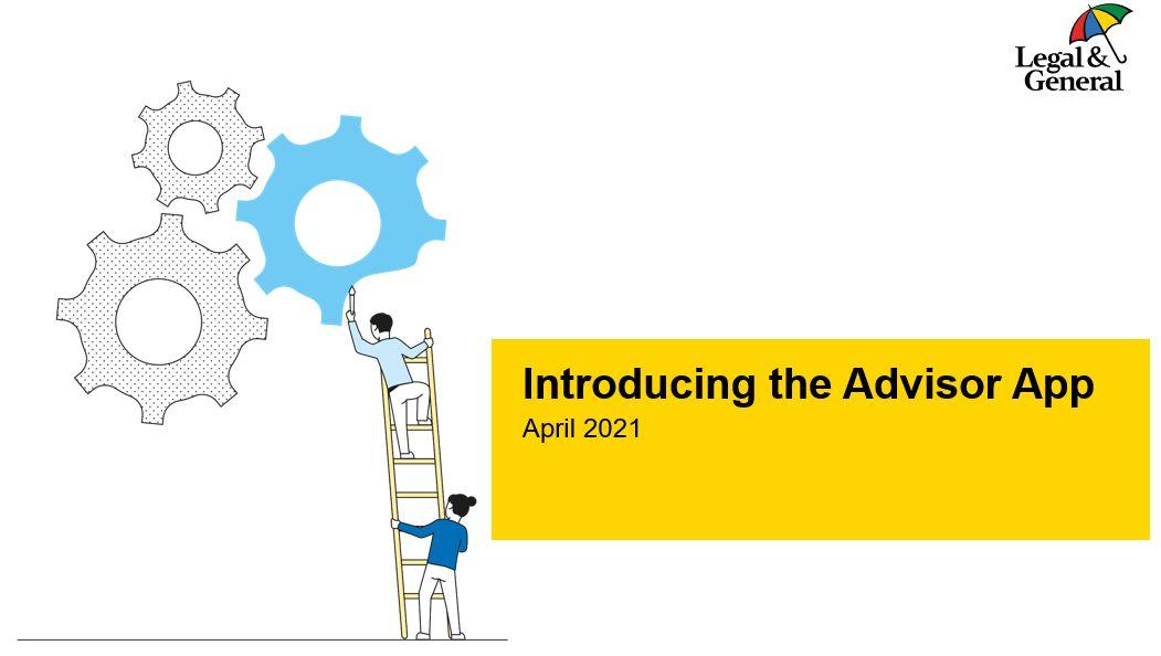 Introducing Advisor App image
