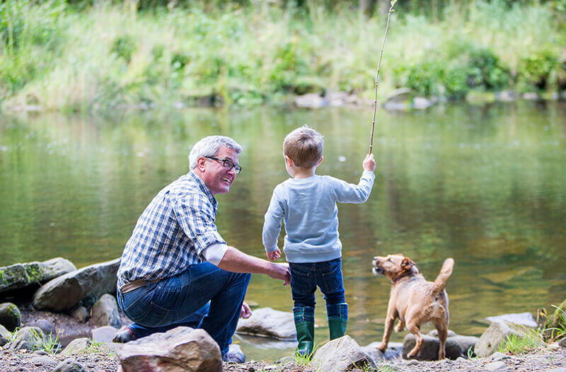 grandfather-fishing-with-grandson